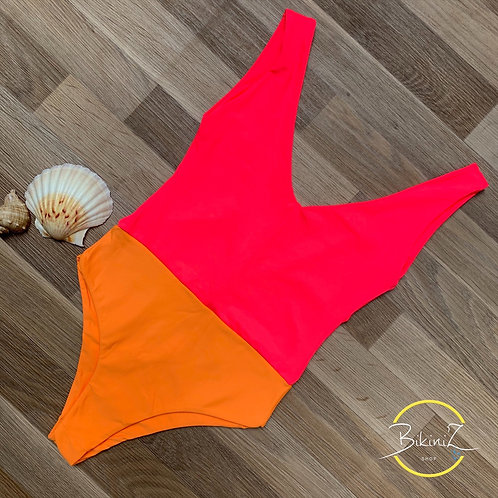 DUO FLUO ORANGE