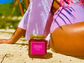 Brown Coconut Oil vous connaissez?