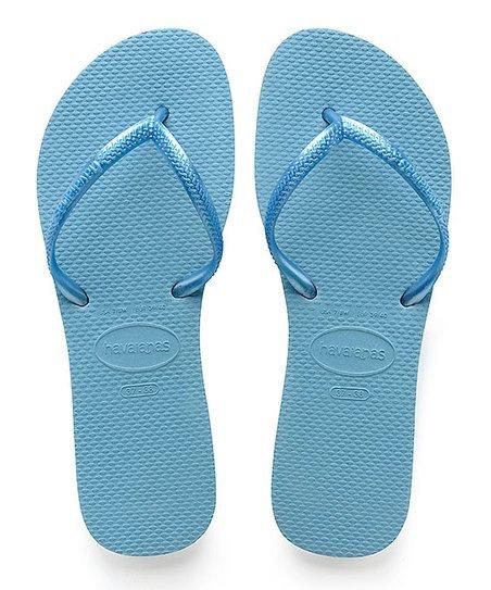 HAVAIANAS FLAT ICE BLUE