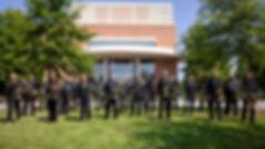 UGA Trombone Choir 2019 - Outside Full C