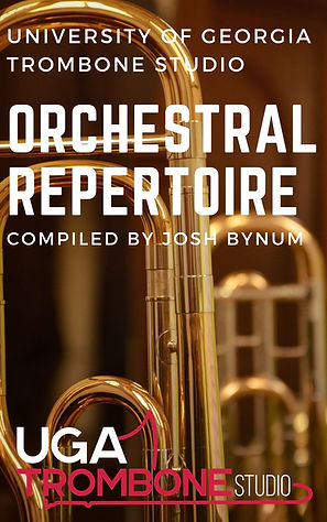 ORCHESTRAL REP