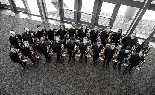 UGA Trombone Choir 2019 - PAC ColorSelec