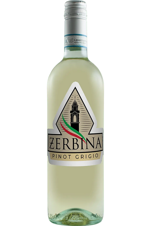 Zerbina Pinot Grigio DOC
