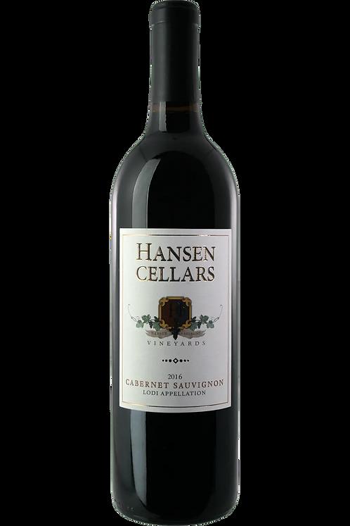 Hansen Cellars Cabernet Sauvignon