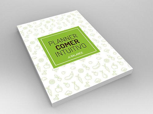 Planner Comer Intuitivo Digital