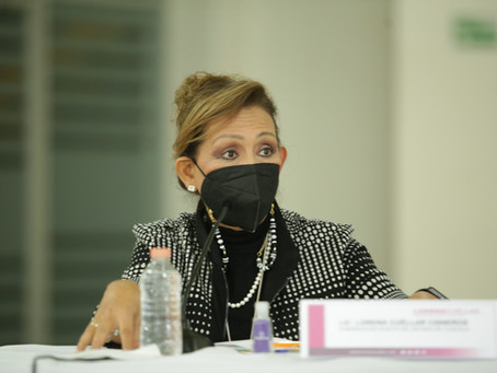 La toma de protesta de Lorena Cuéllar como Gobernadora de Tlaxcala será responsable