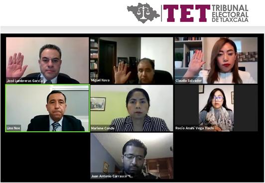 Revoca TET constancias de mayoría en Mazatecochco y Quilehtla y valida triunfo de PRI y PAC.