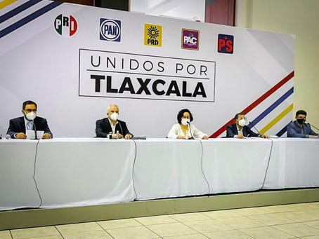 ES ANABELL ÁVALOS LA CANDIDATA DE LA COALICIÓN UNIDOS POR TLAXCALA