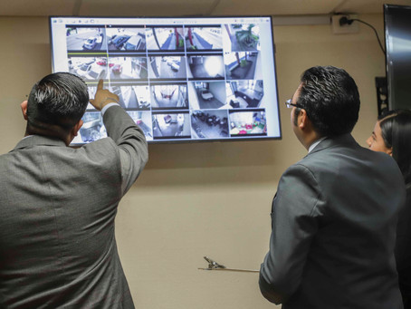 INVESTIGA PGJE HECHOS DELICTIVOS EN CASA DE LA PRESIDENTA MUNICIPAL DE TLAXCALA