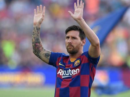 ¡Oficial! Messi confirma que se queda con el Barcelona