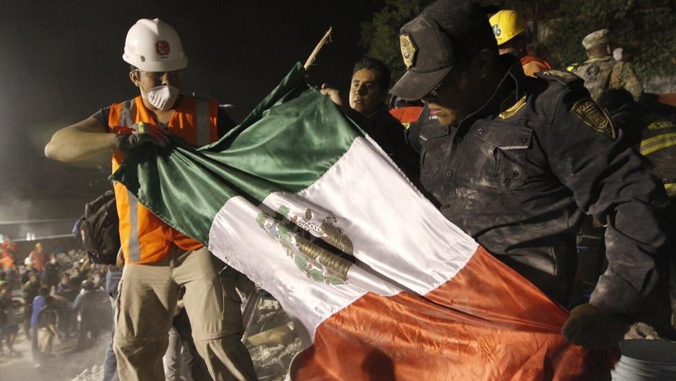 """""""19 de septiembre"""" Fecha fatídica en la que México se solidarizado como uno solo"""