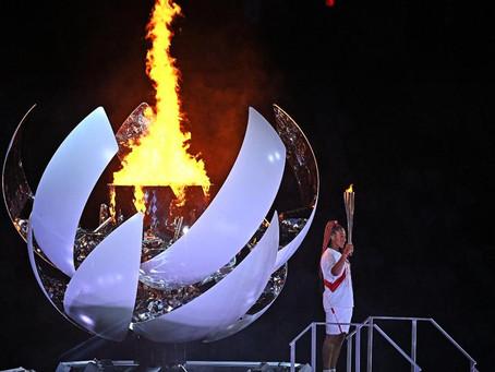 Inauguración de los Juegos Olímpicos de Tokio 2020