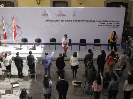 GOBIERNO ESTATAL RATIFICÓ SU COMPROMISO CON LAS ACCIONES DE LA ALERTA DE VIOLENCIA DE GÉNERO