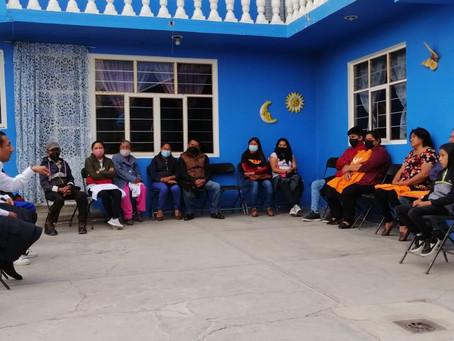 Va el Movimiento Naranja por la reconstrucción de Tlaxcala: Pérez Lira