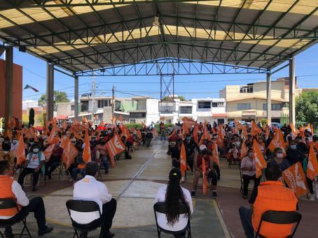 La verdadera competencia en diputaciones federales es entre Movimiento Ciudadano y Morena-PT