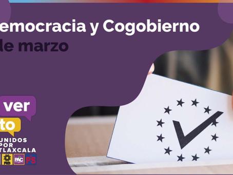 """Invita PAC al conversatorio """"Democracia y Cogobierno"""""""
