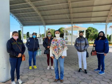 INICIA MAYRA VÁZQUEZ CAMPAÑA DE MASTOGRAFIAS GRATUITAS EN EL DISTRITO V