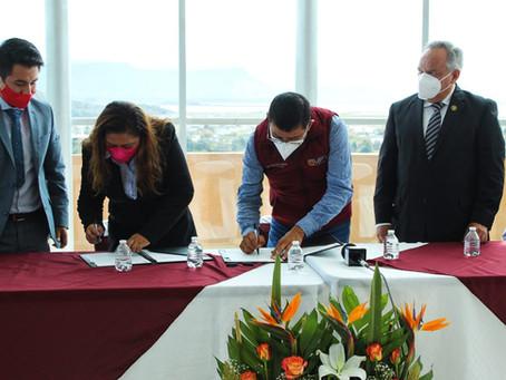 Será Uptx la máxima casa de estudios de Tequexquitla a partir de enero de 2022