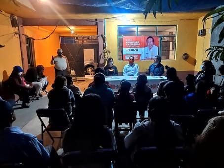 De pena la guerra de lodo entre PRIAN, Morena y sus socios; mejor votemos por la Dignidad de MC.
