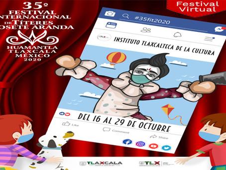 "REALIZARÁ ITC FESTIVAL VIRTUAL DE TÍTERES ""ROSETE ARANDA"""