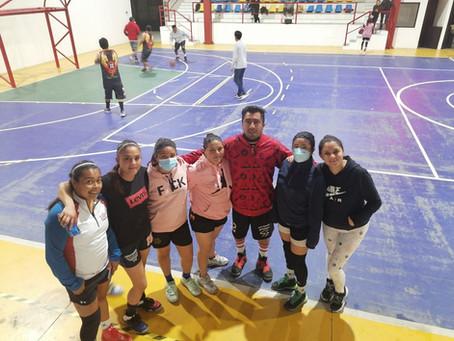 ¡Zacatelco ya tiene liga municipal de básquetbol femenil y varonil!