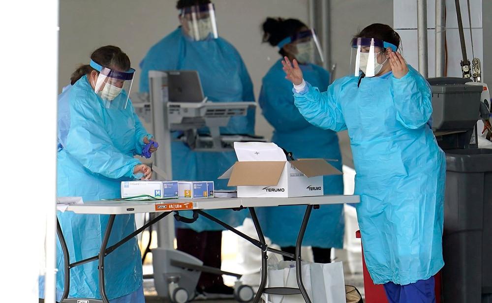 Coronoavirus. Médicos y enfermeras del IMSS en Monclova exigen ...