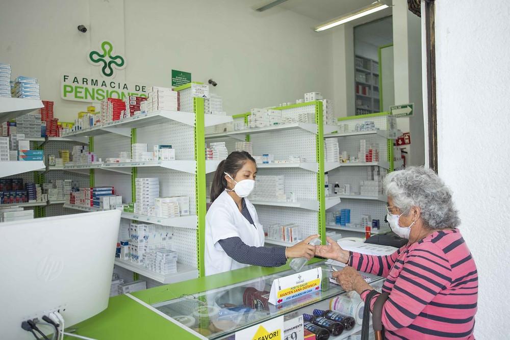 Mantiene Clínica de Salud de Farmacias de Pensiones Civiles sus servicios médicos