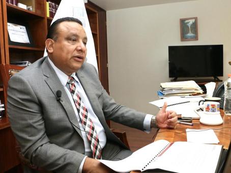 PROPONE TLAXCALA CONSOLIDACIÓN DE UNA BASE DE DATOS ÚNICA PARA EL ROBO DE VEHÍCULOS DURANTE LA CONFE