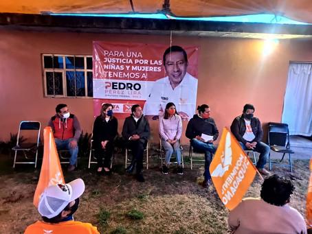 Datos libres, un derecho por el que vamos a luchar hasta conseguirlo: Pedro Pérez Lira