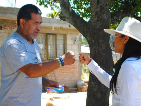 Laura Guerra propone créditos a la palabra para impulsar el campo