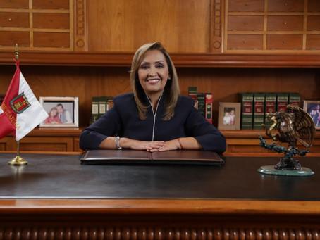 Un gobierno cercano al pueblo, honesto y transparente, garantiza la gobernadora Lorena Cuellar.