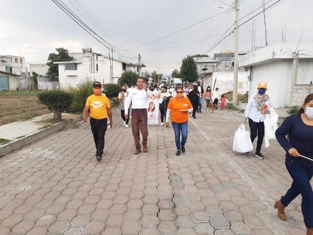 Exigiremos autopistas que justifiquen sus elevadas cuotas en Tlaxcala, ofrece Pedro a transportistas
