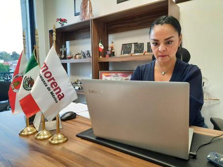IMPORTANTE CONSIDERAR UN FONDO PRESUPUESTAL PARA LA PROTECCIÓN A PERIODISTAS: MAYRA VÁZQUEZ