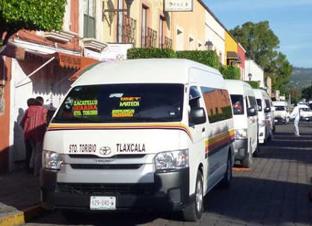 """En el sur del estado ponen en marcha el programa """"Pasajero Seguro"""""""