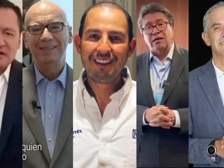 Reconocen líderes parlamentarios de todas fuerzas políticas, trabajo de Minerva Hernández