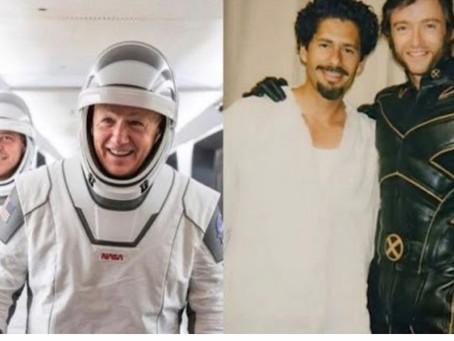 El mexicano José Fernández, diseñó los trajes para la misión espacial SpaceX