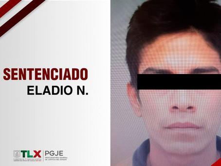 OBTIENE PGJE SENTENCIA CONDENATORIA DE 17 AÑOS POR HOMICIDIO CALIFICADO OCURRIDO EN 2013