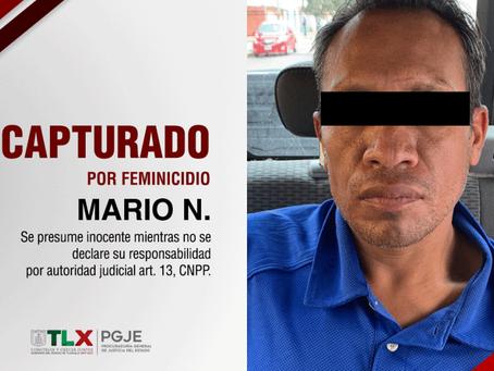 ESCLARECE PGJE DESAPARICIÓN Y FEMINICIDIO DE MUJER ESTADOUNIDENSE