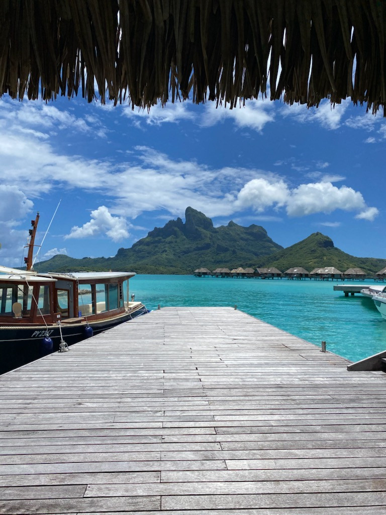 Bora Bora by Hannah McDow