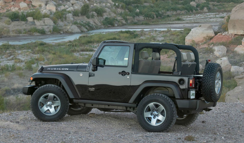 Jeep Wrangler 2-Door