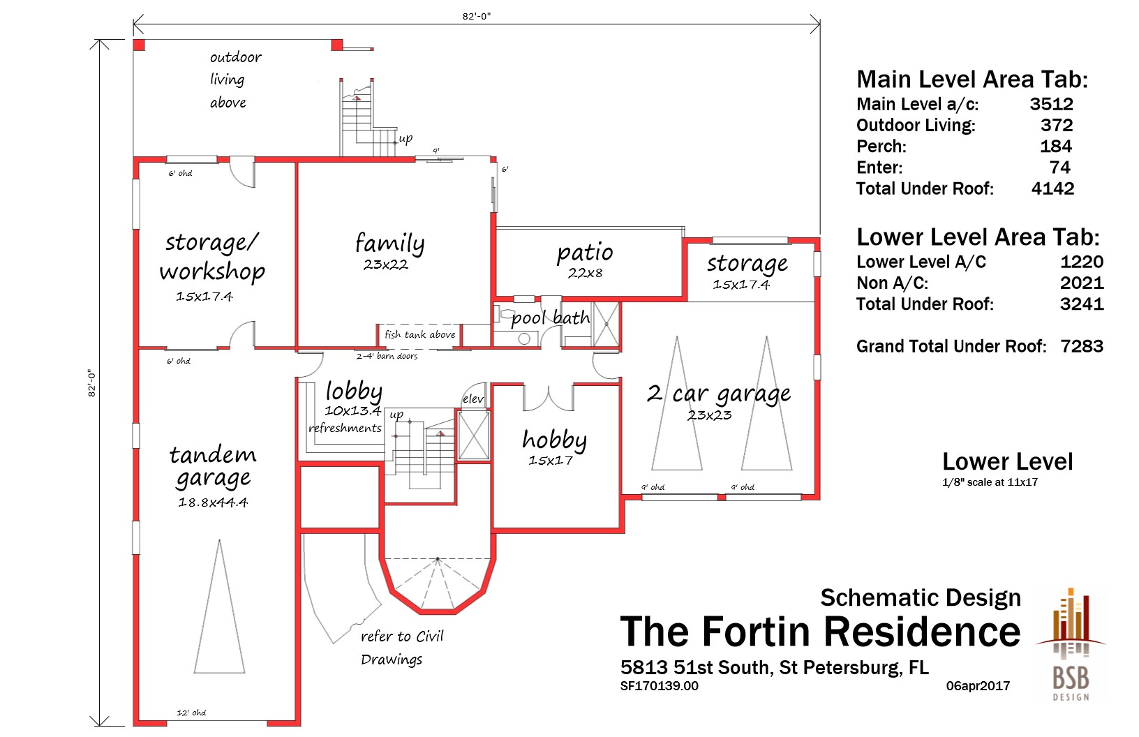 Fortin - First Floor