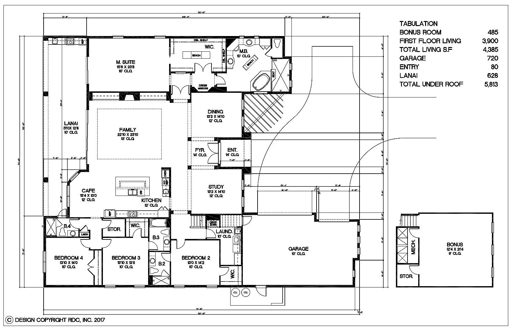 Guerrette-Floor Plan