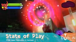 Neon Demon - Student Game 2021