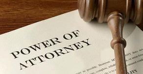 Everyone over the age of 18 needs a power of attorney