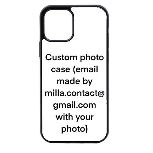 Custom photo case