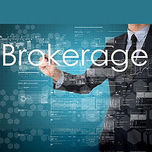 Business consulting main page-Brokerage.