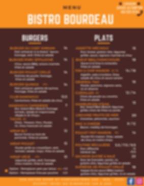 Orange and Brown Burgery Takeout Menu.pn