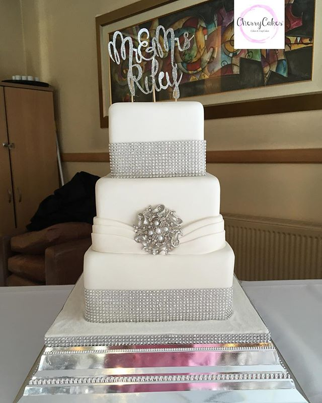 A HUGE congratulations to Mr & Mrs Riley