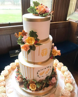 A HUGE congratulations to James & Julie
