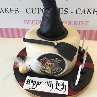 Happy 13th Birthday Leah!_•_•_•_•_•_#cak